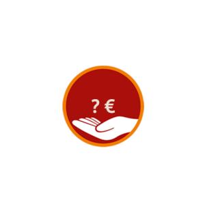 Spenden Sie beliebig viele Euros