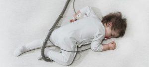 Kleinkind schlafend